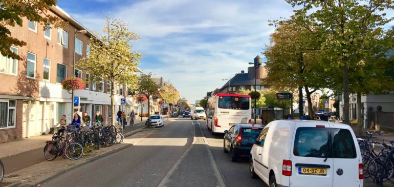 Maatregelen om verkeersveiligheid Amsterdamsestraatweg te stimuleren