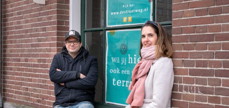 Een podium voor Utrechtse ondernemers