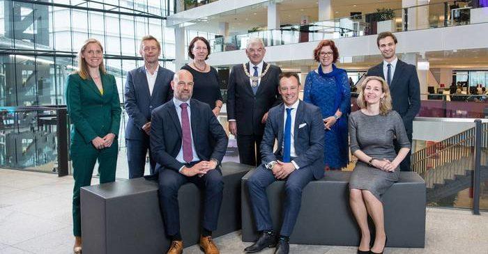 Nieuw college gemeente Utrecht aan de slag