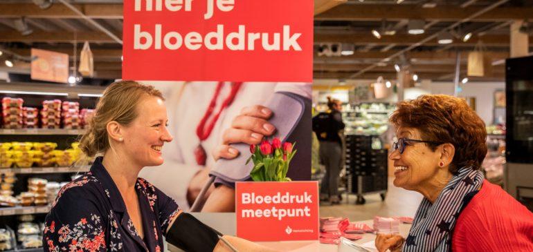 Gratis bloeddruk-check voor alle inwoners van Utrecht