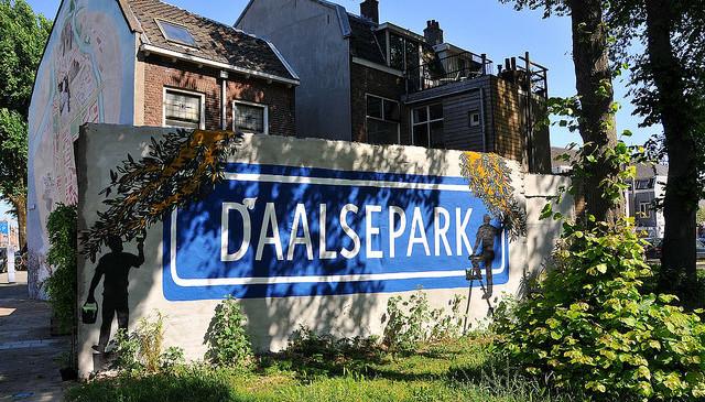Daalsepark nieuwste groene aanwinst Pijlsweerd