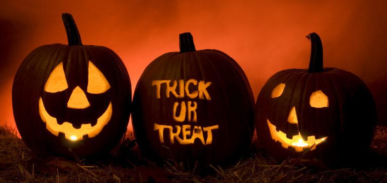 Halloween op de Straatweg