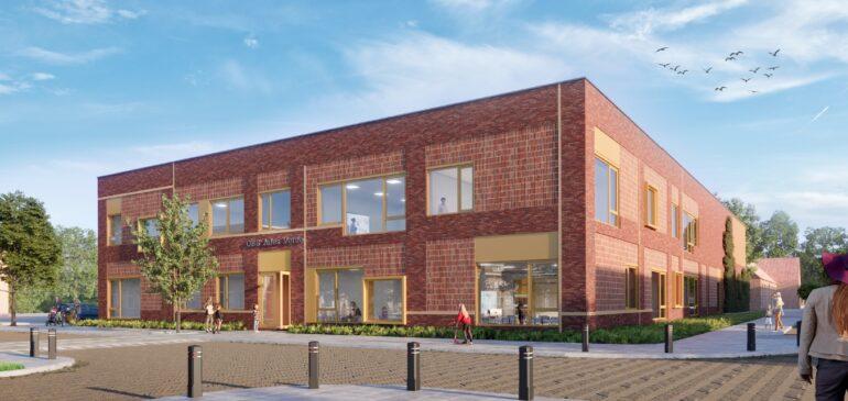 Duurzaam en flexibel schoolgebouw