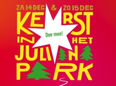 Zesde editie van Kerst in het Julianapark