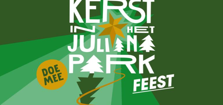 Kerst in het Julianapark bestaat 5 jaar!