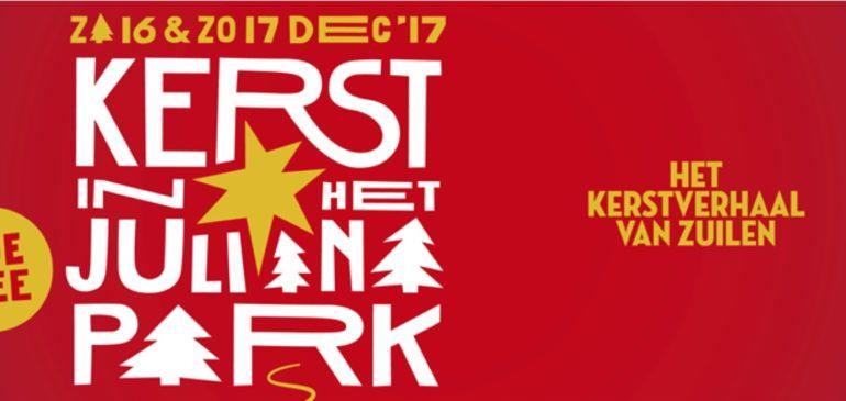 Kerst in het Julianapark 2017 zoekt acteurs en vrijwilligers