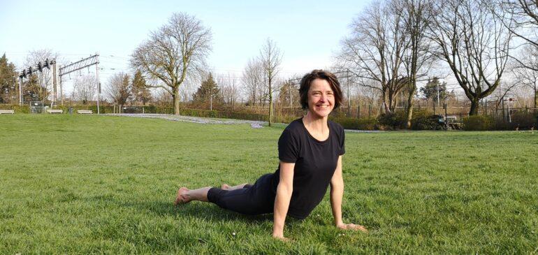 Yogales met Marijke nu gratis online!