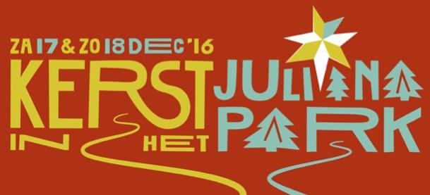 Kerst vier je samen in het Julianapark