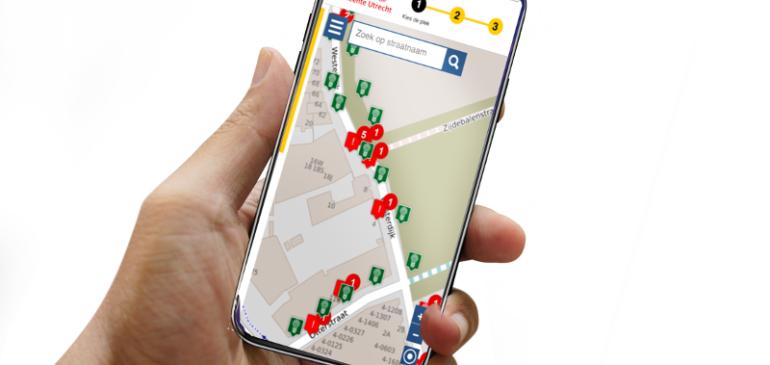 De Slim Melden Utrecht app!