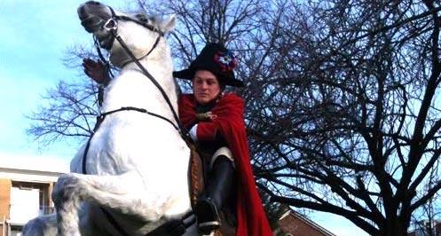 Napoleonoverleg: woensdag 12 september