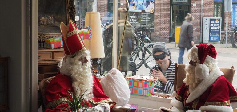 Sinterkerst in Straatwegfilm